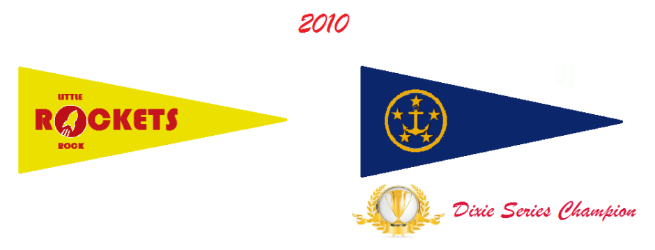 2010 Pennant Winners