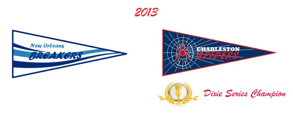 2013 Pennant Winners
