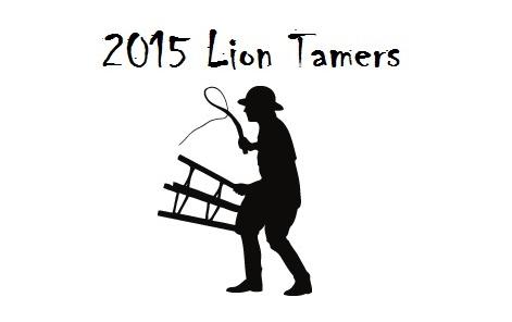 Lion Tamer Logo
