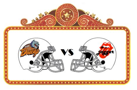 Dawgs vs jagger