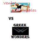 killerwhales vs wonders