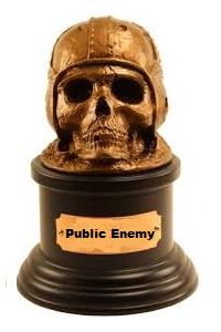 2015 Golden Skull