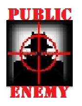 public enemy logo lrgr