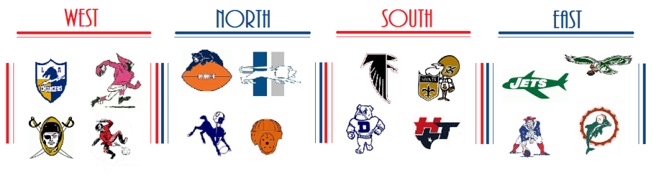 2015 (revised) S16 Divisions