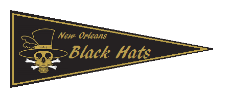 New Orleans Black Hats