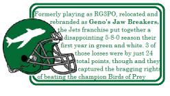 Jets box