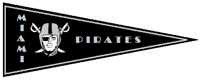 Miami Pirates - Dixie League Champion 2015