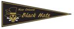 New Orleans Black Hats - 2015; Dixie League Runner-Up 2015
