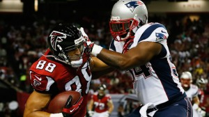 New England Patriots v Atlanta Falcons