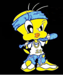 Birds of Prey adopted the Tweety Bird logo after their loss to the Who Dat Saints, and have now lost 5 in a row