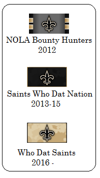 The Who Dat Saints are the third Saints franchise to play in the Super 16, but are already, by far, the most successful