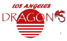 2016 Coach of the Year Los Angeles Dragons